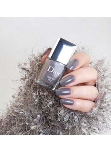 Dior Dior Vernis Nail Lacquer 703 Trigger Oje Gri